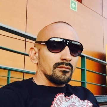 Fabricio, 38, Madrid, Spain