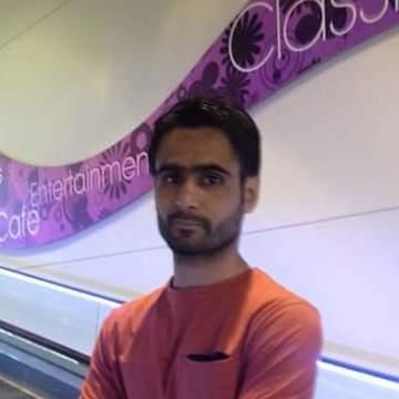 Amritpal Singh, 29, Dubai, United Arab Emirates
