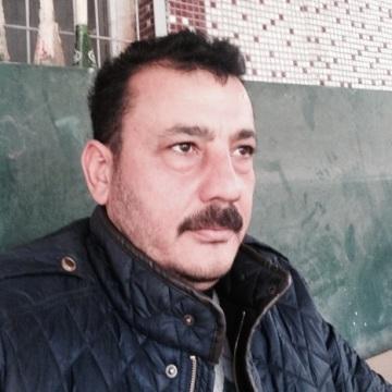 Ismail Güneri, 50, Bursa, Turkey
