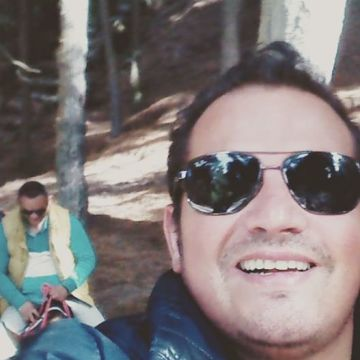 Fabian Rincon, 37, Bogota, Colombia