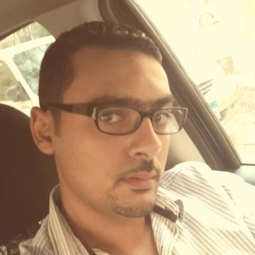 Tarek Mohamed, 28, Cairo, Egypt
