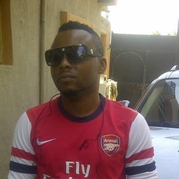 kennedy, 36, Lagos, Nigeria
