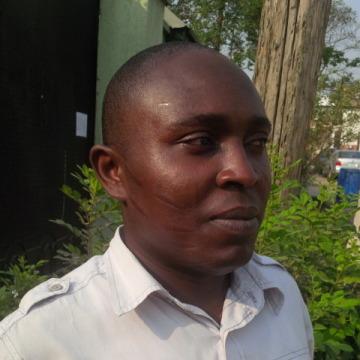 Abiola Ogunleye, 41, Lagos, Nigeria