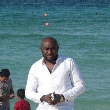 Chino Obi, 34, Sharjah, United Arab Emirates