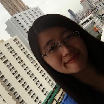 Margaretha Sutanto, 26, Jakarta, Indonesia