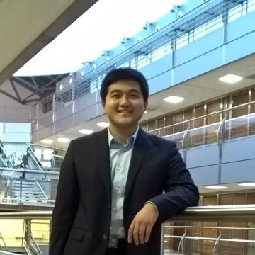 Zhang Feng, 25, Moscow, Russia