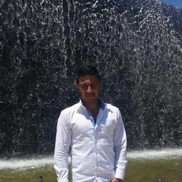 Ramazan Koçak, 27, Izmir, Turkey