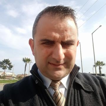 Emre Çapkıncı, 37, Antalya, Turkey