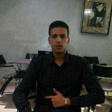 Hatim, 22, Meknes, Morocco