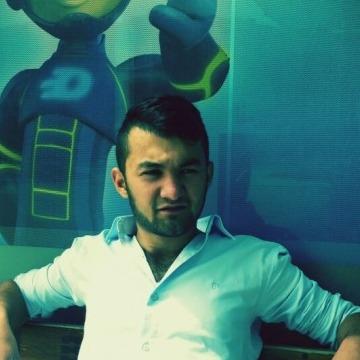 Atilla Başkaya, 22, Trabzon, Turkey