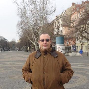 Stefano Trabalzini, 47, Sassari, Italy