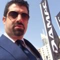 Maurice Ferando, 34, Dubai, United Arab Emirates