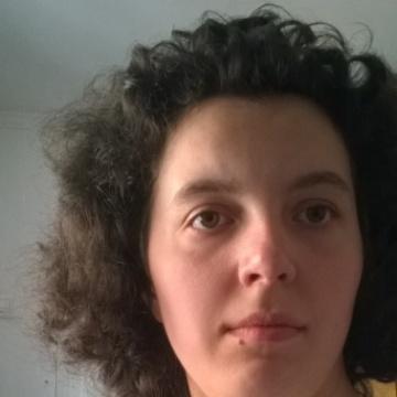 Оксана Гакман, 25, Chernovtsy, Ukraine