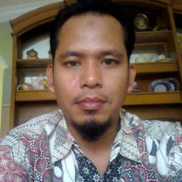 Moch. Qosam, 42, Jakarta, Indonesia