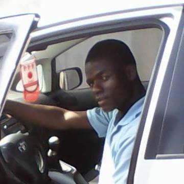 John Doe, 26, Accra, Ghana