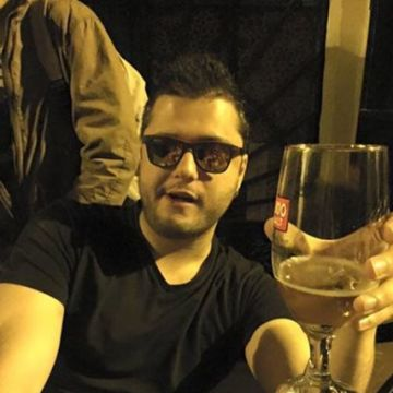 Jack Erdem Akyol, 31, Istanbul, Turkey