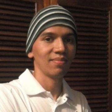 Alejandro Valencia, 30, Medellin, Colombia