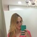 Larissa Schumemann , 21, Curitiba, Brazil