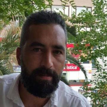 Ferhat, 32, Istanbul, Turkey