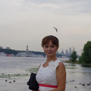 Tatiana, 30, Moscow, Russia