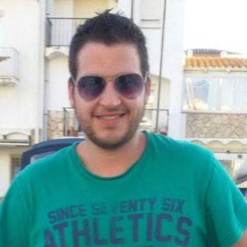 Cristian Dalmau, 33, Gerona, Spain