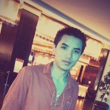 Raj Man Tamang, 29, Dubai, United Arab Emirates
