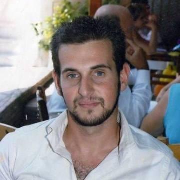 Nikos Kwnstantwnis, 37, Elefsina, Greece