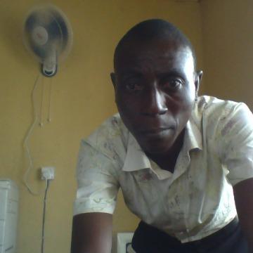 kayode, 36, Lagos, Nigeria