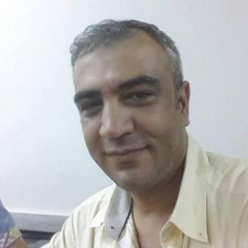 Ismail Surmeli, 41, Istanbul, Turkey