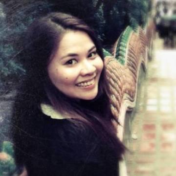 Jeab Patteera, 38, Bangkok Yai, Thailand