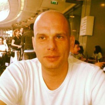 Volkan Sümer, 40, Istanbul, Turkey