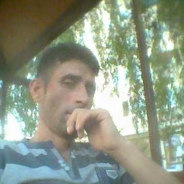 Muammer Kayar, 36, Istanbul, Turkey