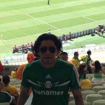 Juan Barrera, 34, Saltillo, Mexico