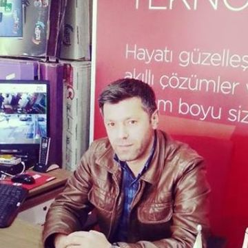 Murat Efe, 32, Istanbul, Turkey