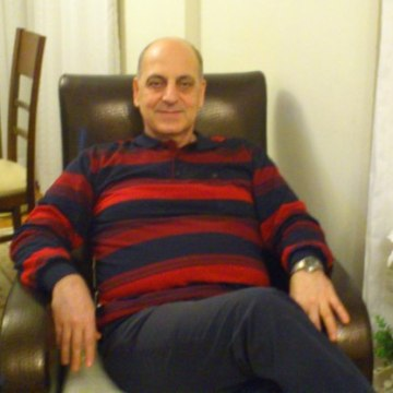 Caner, 47, Istanbul, Turkey