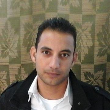 Ahmed Al-Adly, 34, Hurghada, Egypt