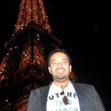 Ragic, 39, Khobar, Saudi Arabia