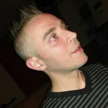Francesco Cambareri, 39, Bologna, Italy