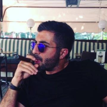 Ibrahim, 30, Istanbul, Turkey