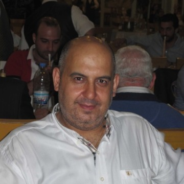 Mario Damouni, 45, Beirut, Lebanon