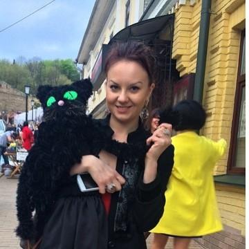 Alena, 29, Kiev, Ukraine