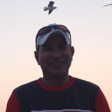George Masih, 39, Dubai, United Arab Emirates