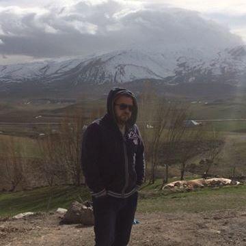 Mustafa Ekinci, 34, Istanbul, Turkey