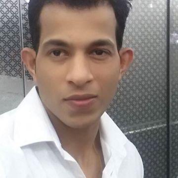 Kumar Kumar, 30, Dubai, United Arab Emirates