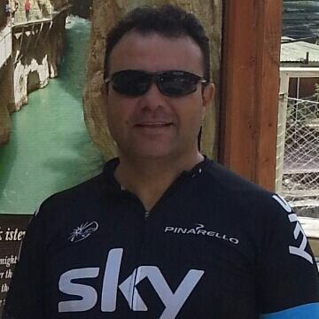 Murat Yılmaz, 47, Mugla, Turkey