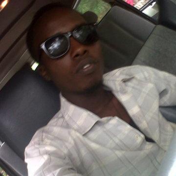 Dennis Mwangi Thiongo, 21, Mombasa, Kenya