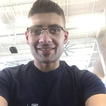 Mayar Mohajer, 33, Tucson, United States