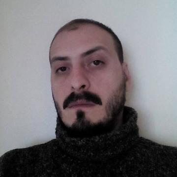 Cabir Soyupek, 35, Ankara, Turkey