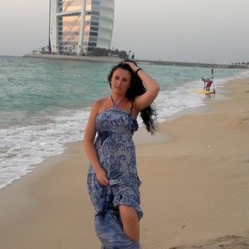 Evgenia, 31, Dubai, United Arab Emirates