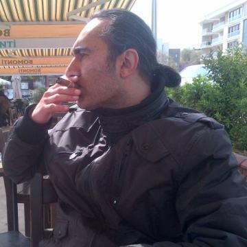 Cenk, 45, Istanbul, Turkey